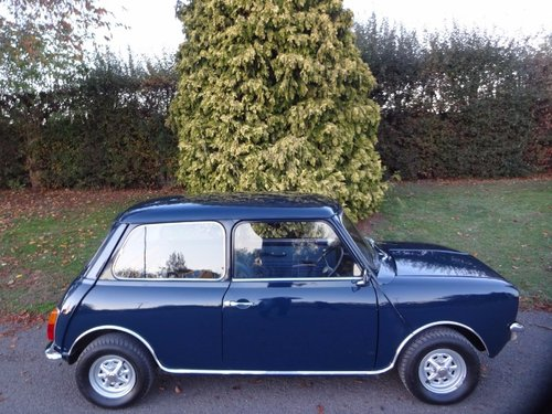 Mini clubman 1970 SOLD (picture 2 of 6)