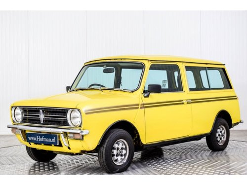 1980 Mini Clubman Estate RHD For Sale (picture 1 of 6)