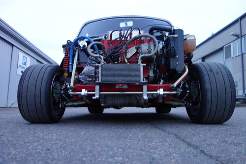 1973 Mini track car.  A-series 1420cc, Full Race track car. For Sale (picture 5 of 6)
