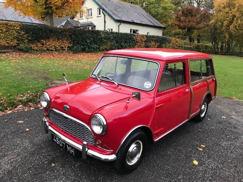 1960 AUSTIN SEVEN MINI WOODY 2ND OLDEST PRE PRODUCTION RARE! SOLD (picture 2 of 6)