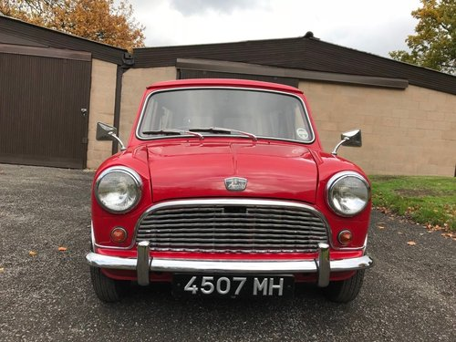 1960 AUSTIN SEVEN MINI WOODY 2ND OLDEST PRE PRODUCTION RARE! SOLD (picture 4 of 6)