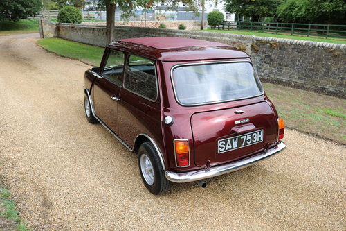 1970 Clubman 1275GT In Wonderful Condition (Wood & Pickett) SOLD (picture 3 of 6)