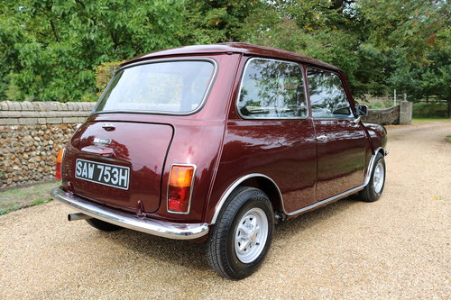 1970 Clubman 1275GT In Wonderful Condition (Wood & Pickett) SOLD (picture 4 of 6)