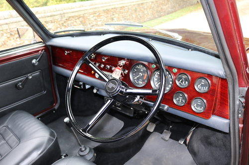 1970 Clubman 1275GT In Wonderful Condition (Wood & Pickett) SOLD (picture 5 of 6)