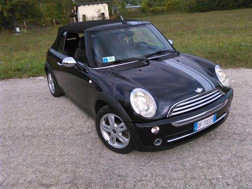 2007 Mini One 1.6 16v cabrio For Sale (picture 2 of 6)