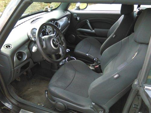 2007 Mini One 1.6 16v cabrio For Sale (picture 3 of 6)