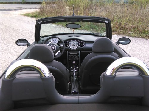 2007 Mini One 1.6 16v cabrio For Sale (picture 4 of 6)