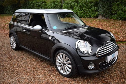 2011 MINI Cooper D Clubman 6-Speed Manual 122bhp SOLD (picture 1 of 6)