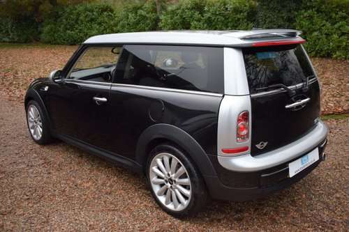 2011 MINI Cooper D Clubman 6-Speed Manual 122bhp SOLD (picture 2 of 6)