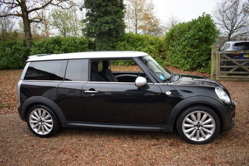2011 MINI Cooper D Clubman 6-Speed Manual 122bhp SOLD (picture 3 of 6)