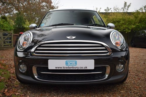 2011 MINI Cooper D Clubman 6-Speed Manual 122bhp SOLD (picture 4 of 6)