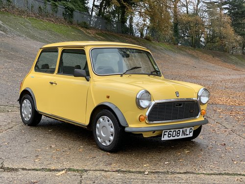 1988 Mini Mayfair - Ex Spike Milligan 'The Goon Show' For Sale (picture 1 of 6)