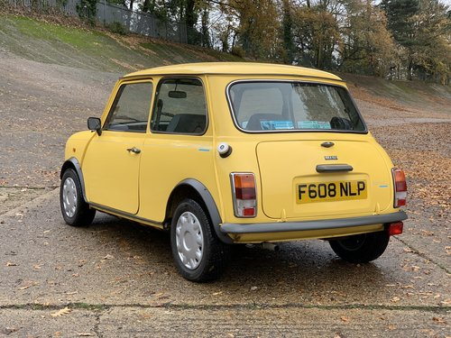 1988 Mini Mayfair - Ex Spike Milligan 'The Goon Show' For Sale (picture 2 of 6)