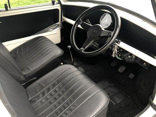 1980 Austin Mini Van 95L 998cc SOLD (picture 5 of 6)