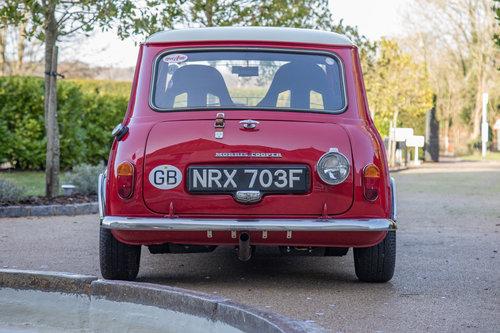 1967 Swituned Morris Mini Cooper MkI Monte Carlo Car SOLD (picture 4 of 6)