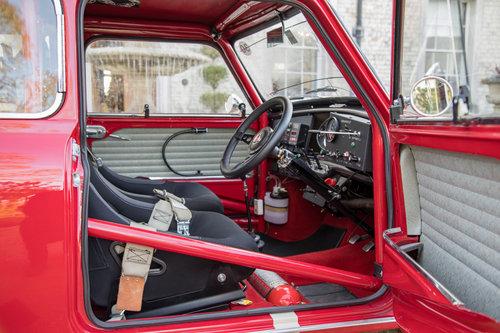 1967 Swituned Morris Mini Cooper MkI Monte Carlo Car SOLD (picture 6 of 6)