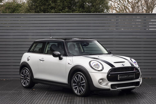 2018 Mini Cooper S DCT (NEW SHAPE) SOLD (picture 1 of 6)