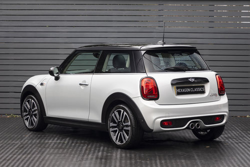 2018 Mini Cooper S DCT (NEW SHAPE) SOLD (picture 2 of 6)