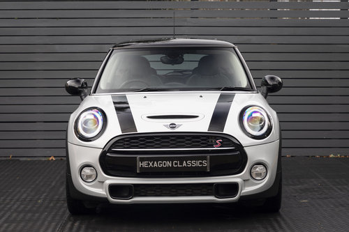 2018 Mini Cooper S DCT (NEW SHAPE) SOLD (picture 3 of 6)
