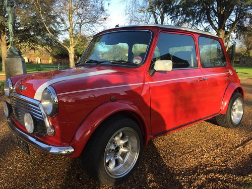 1997 Outstanding Mini Cooper S 1.3i 1 OWNER Example For Sale (picture 2 of 6)