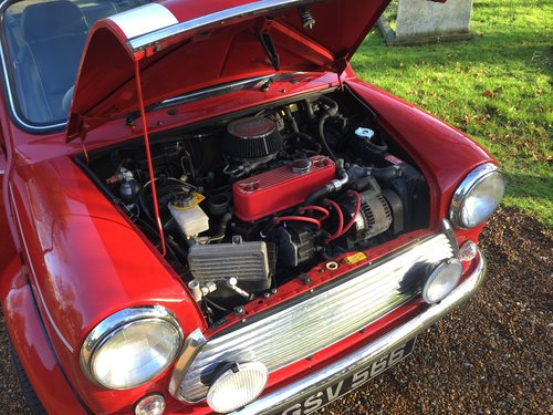 1997 Outstanding Mini Cooper S 1.3i 1 OWNER Example For Sale (picture 3 of 6)