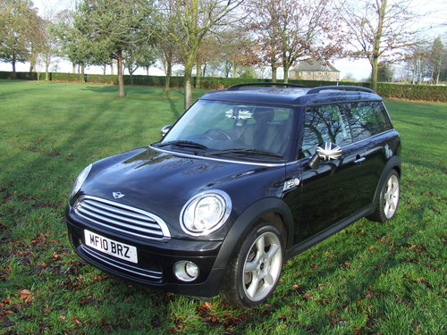 2010 mini clubman Cooper one  For Sale (picture 1 of 6)