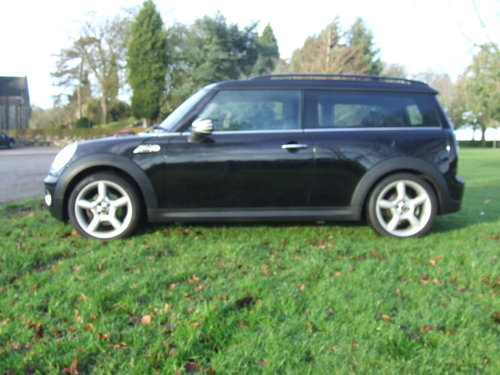 2010 mini clubman Cooper one  For Sale (picture 2 of 6)