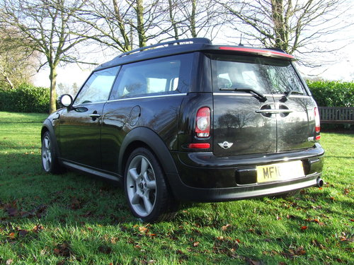 2010 mini clubman Cooper one  For Sale (picture 4 of 6)