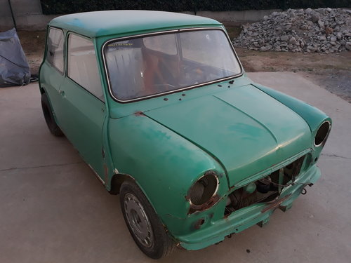 1982 Mini 1000 For Sale (picture 1 of 6)