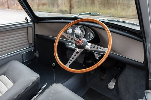 1964 Morris Mini Cooper S 970cc For Sale (picture 4 of 6)
