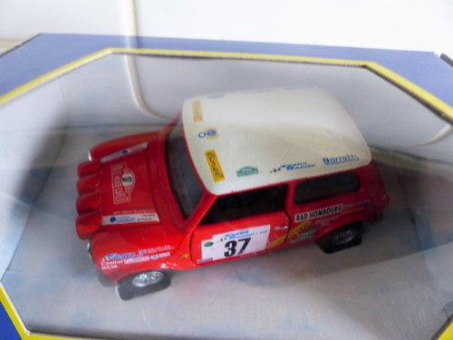2 MINI COOPERS-HSS HIRE & MONTE CARLO-1:43 SCALE For Sale (picture 3 of 6)