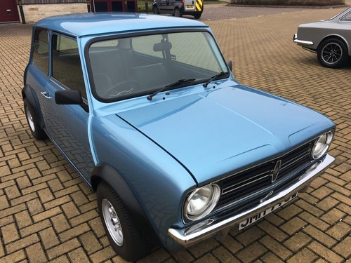 1980 Classic mini clubman 1275 gt engine For Sale (picture 1 of 6)