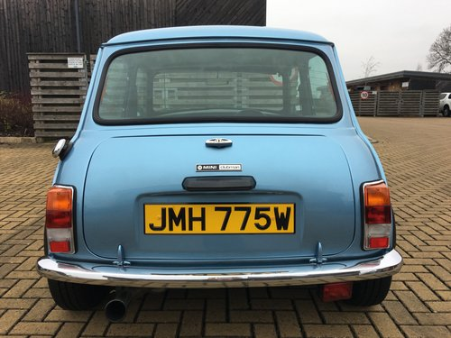 1980 Classic mini clubman 1275 gt engine For Sale (picture 2 of 6)