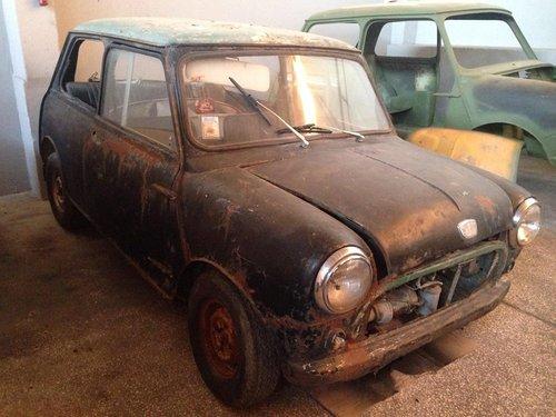 1964 Mini 850 mk1 For Sale (picture 1 of 6)