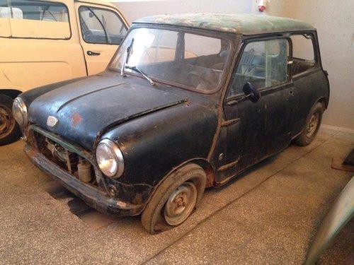 1964 Mini 850 mk1 For Sale (picture 3 of 6)