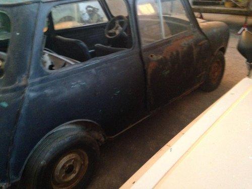 1964 Mini 850 mk1 For Sale (picture 5 of 6)