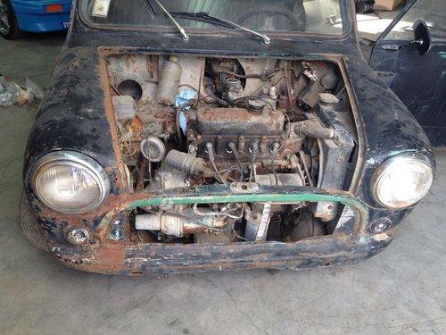 1964 Mini 850 mk1 For Sale (picture 6 of 6)