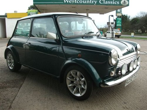1997 Mini Cooper Sport, 54k, 3 owners SOLD (picture 2 of 6)