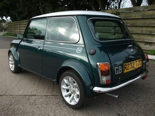 1997 Mini Cooper Sport, 54k, 3 owners SOLD (picture 3 of 6)