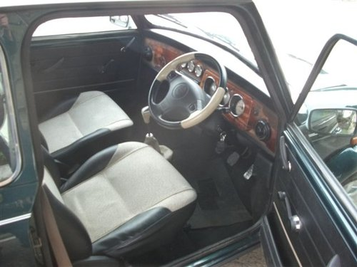 1997 Mini Cooper Sport, 54k, 3 owners SOLD (picture 5 of 6)