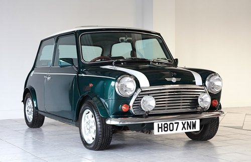 1990 Mini Cooper 1275 RSP  SOLD (picture 1 of 6)
