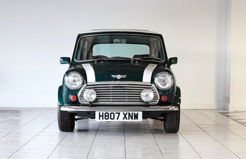 1990 Mini Cooper 1275 RSP  SOLD (picture 3 of 6)