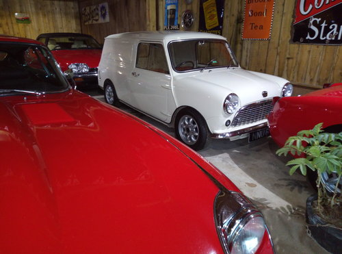 1966  FABULOUS FULLY RESTORED MINIS  For Sale (picture 3 of 6)