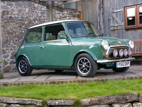 1996 Stunnung Cooper 35 1 of 200 UK cars ever made. SOLD (picture 1 of 6)