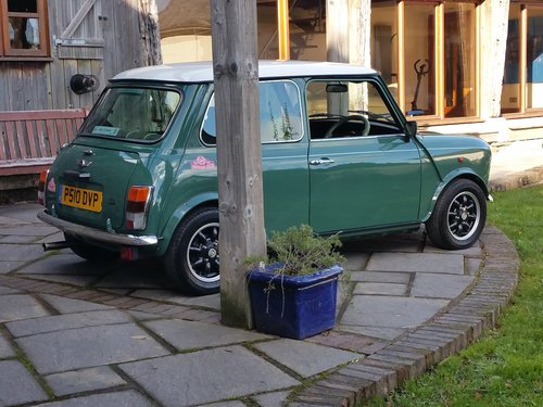 1996 Stunnung Cooper 35 1 of 200 UK cars ever made. SOLD (picture 2 of 6)