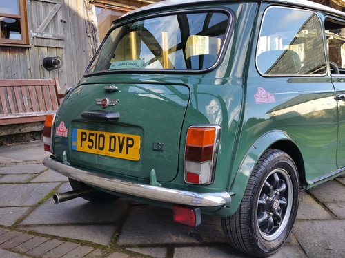 1996 Stunnung Cooper 35 1 of 200 UK cars ever made. SOLD (picture 3 of 6)