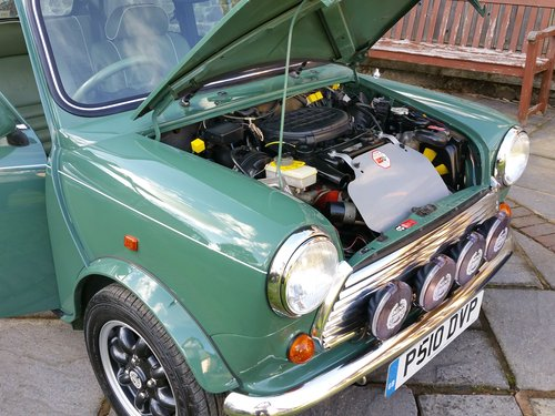 1996 Stunnung Cooper 35 1 of 200 UK cars ever made. SOLD (picture 4 of 6)