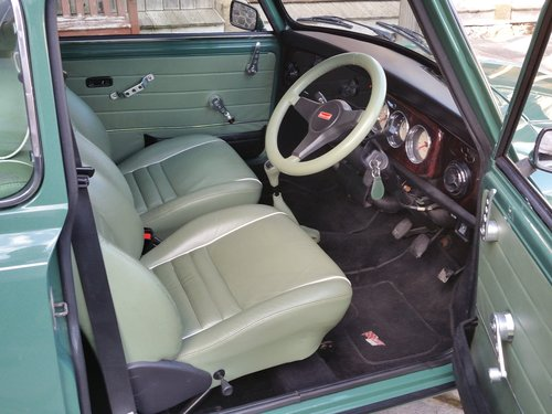 1996 Stunnung Cooper 35 1 of 200 UK cars ever made. SOLD (picture 6 of 6)