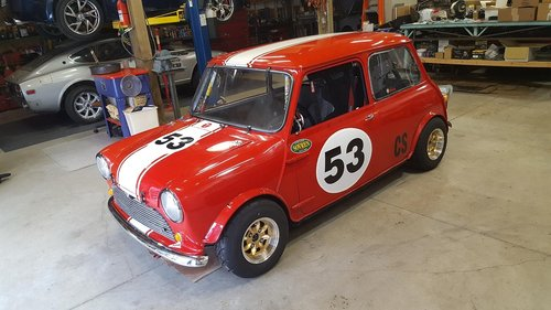 1960 Mini Cooper w/current title! For Sale (picture 1 of 6)