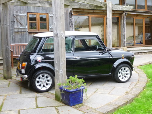 1998 Very Rare Black Cooper Sport LE 1 Of 50 Ever Made!! SOLD (picture 1 of 6)